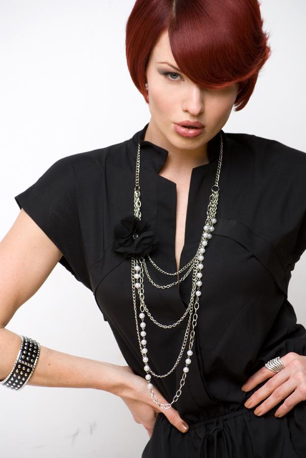 Nov 14, 2010 AlloyOne Photography Model: Anna Makeup: Anthony Jackson Hair: LaSheaHair Mistress Burgess