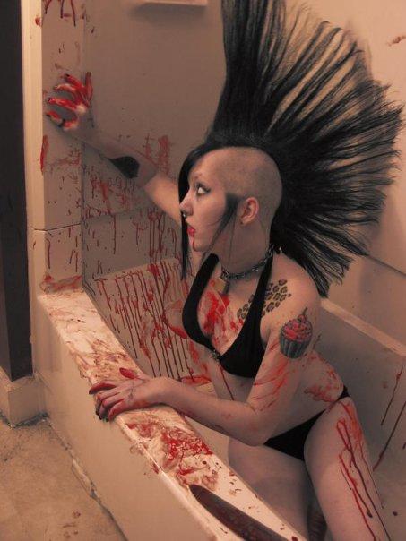 Your bathtub Nov 15, 2010 All my friends are murders