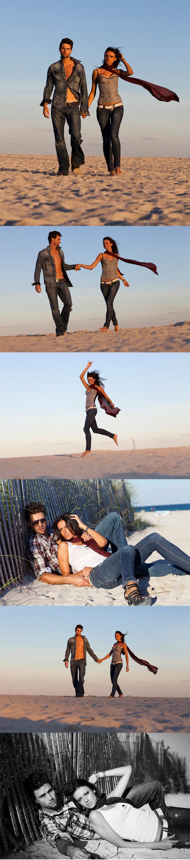 South Beach Nov 16, 2010 Mark and Valentina