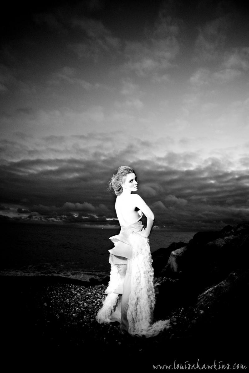 Nov 16, 2010 TOG Louisa Hawkins - MUA Sarah Harris - Dress Shoot