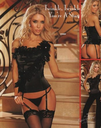 Nov 17, 2010 Shirley of Hollywood lingerie holiday catalog 2010
