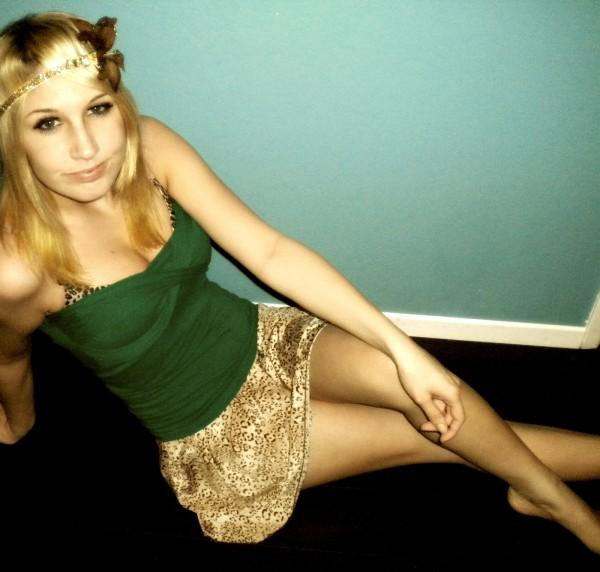 Female model photo shoot of Misty Reana Wright