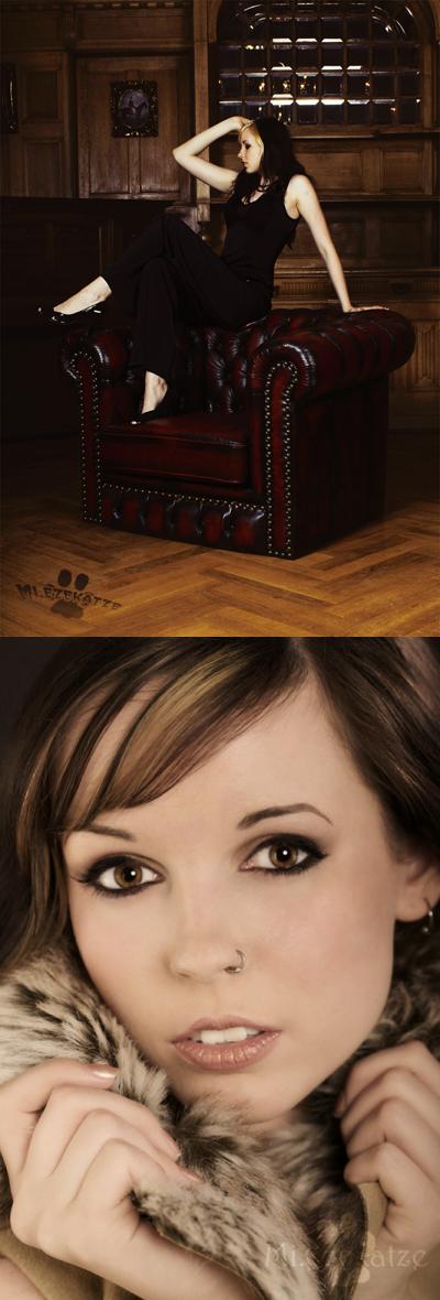 Female model photo shoot of Jinx Alice Marsh, retouched by K-M Retouching