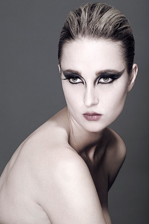 Female model photo shoot of Anna Nemtsow by LYNOL LUI