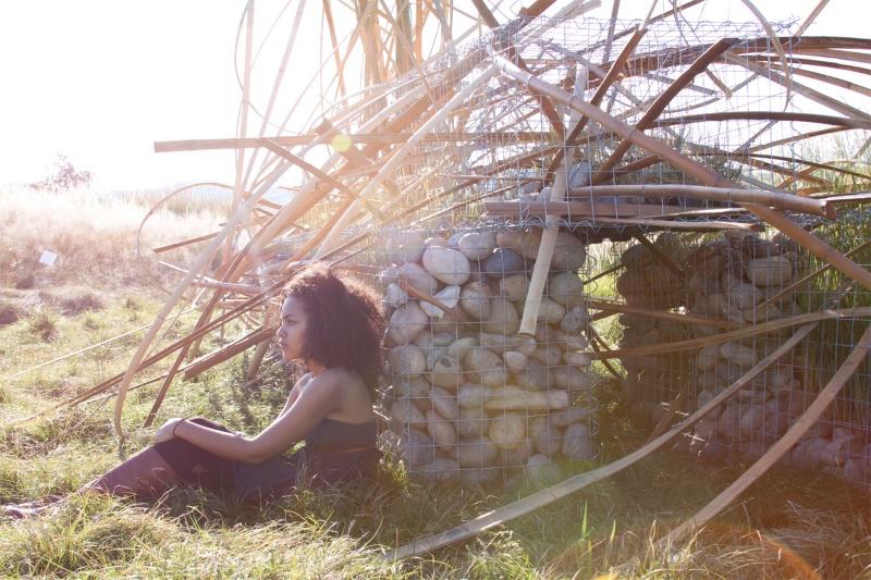 Female model photo shoot of Tatiana Patron in Sonoma, CA