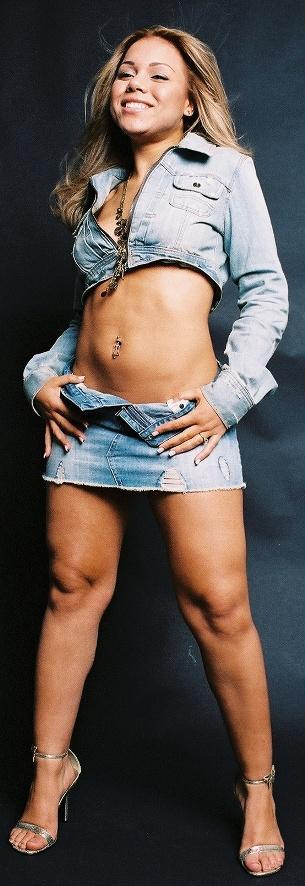 Female model photo shoot of Meah Velez in Miami Fl.