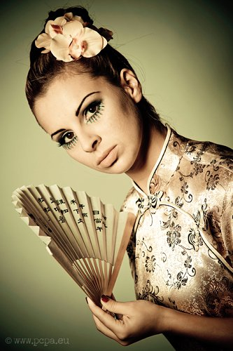 Female model photo shoot of Dorothy Mars by PCPA Photography
