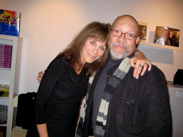 Detroit Nov 22, 2010 ©2010 Elayne Gross Lynn Goldsmith & Me