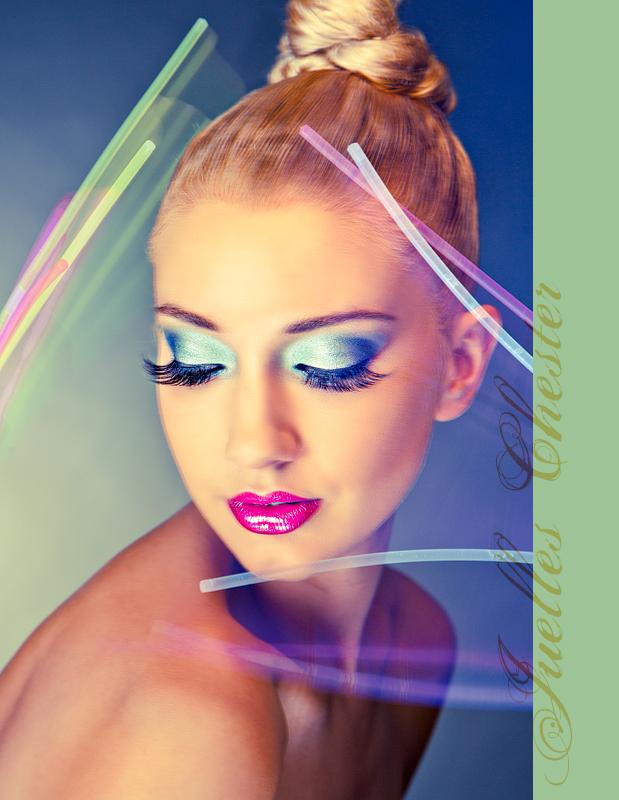Nov 22, 2010 Photographer: Monica True, Model: Juelles Chester, Hair: Clarissa Tinkler