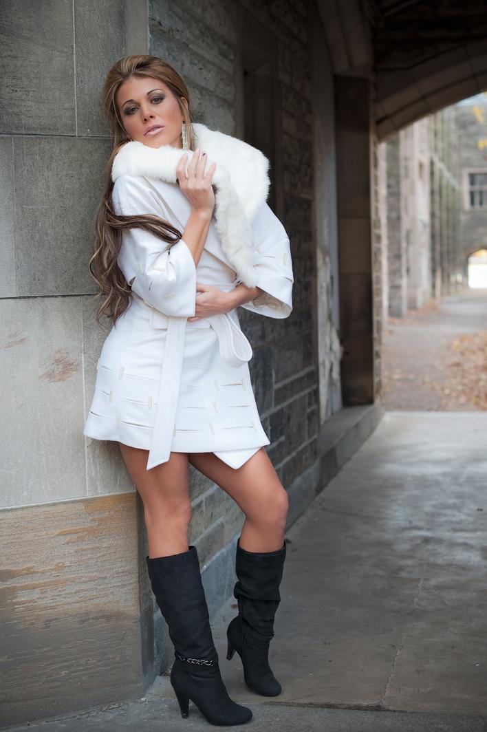 Toronto Nov 22, 2010 LouE Photo Joy Couture Winter Coats Collection 2010
