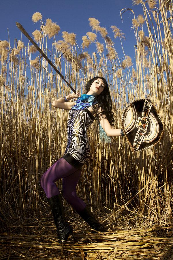 CT Nov 23, 2010 I P Photography Warrior Woman