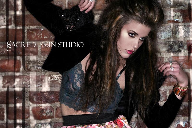 Studio Nov 23, 2010 Sacred Skin Studio Audren