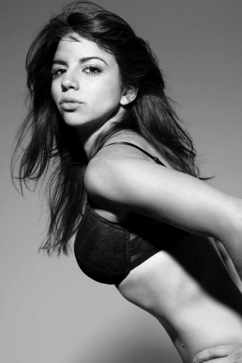 Female model photo shoot of Danella Lucioni