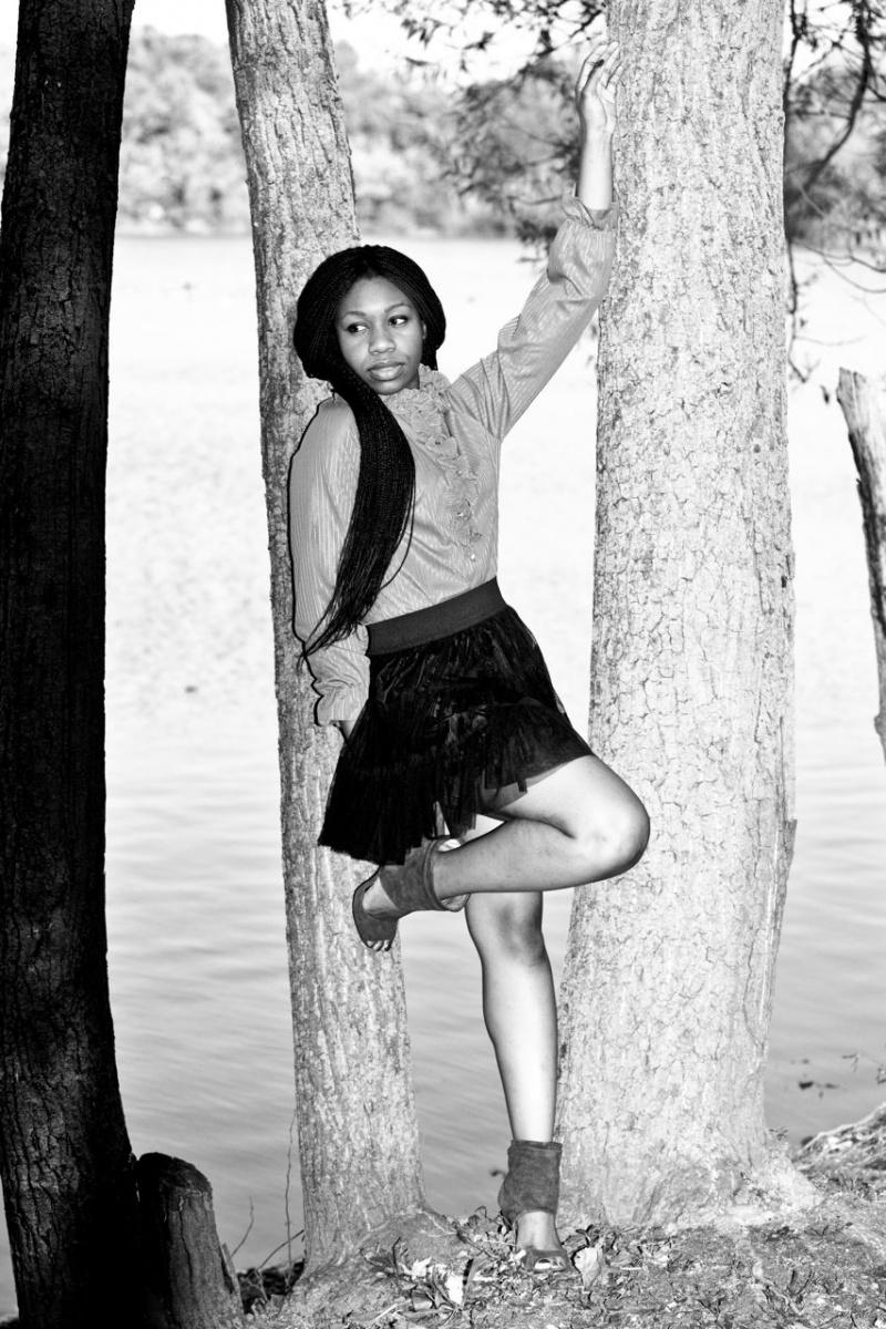 Female model photo shoot of Oge by MeR DESIGN STUDIO in Long Island