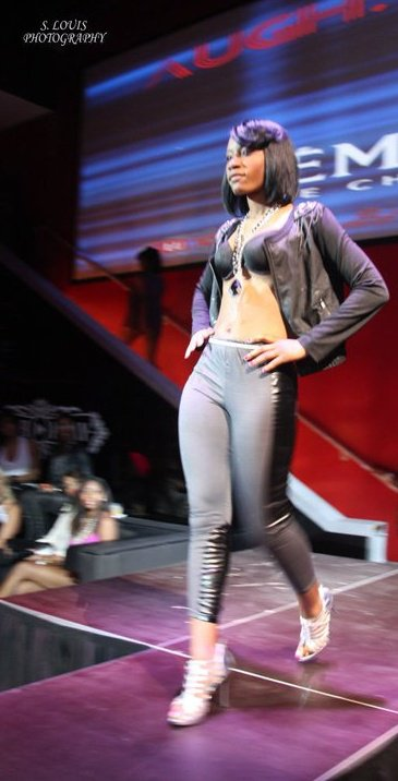 Nov 24, 2010 fashion show @ club play in miami on south beach