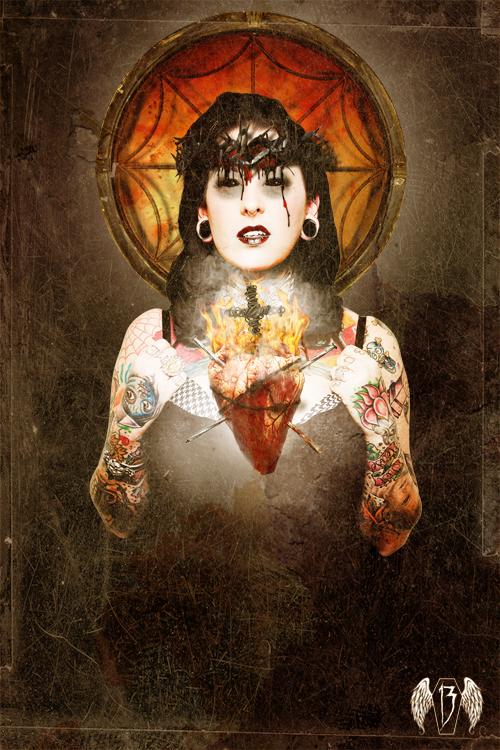 Nov 26, 2010 13caskets.com The Damned 3 - Blessed Virgin Mary