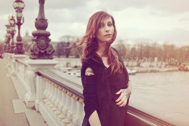 Paris Nov 28, 2010 Photo : Maelle Andre - MUAH : Fanny Maurer