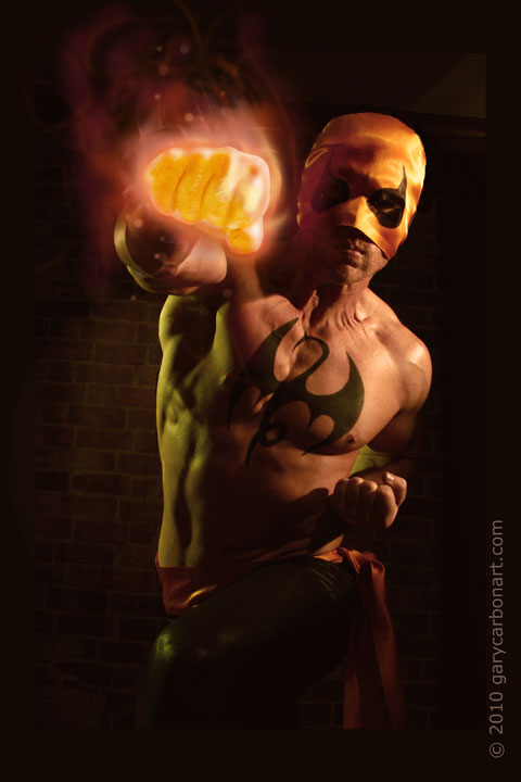 Nov 28, 2010 Pic garycarbonart, Character marvel Entertainment inc. Ironfist