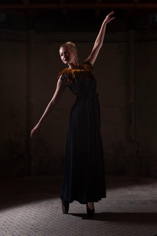 Female model photo shoot of FVP in Studio