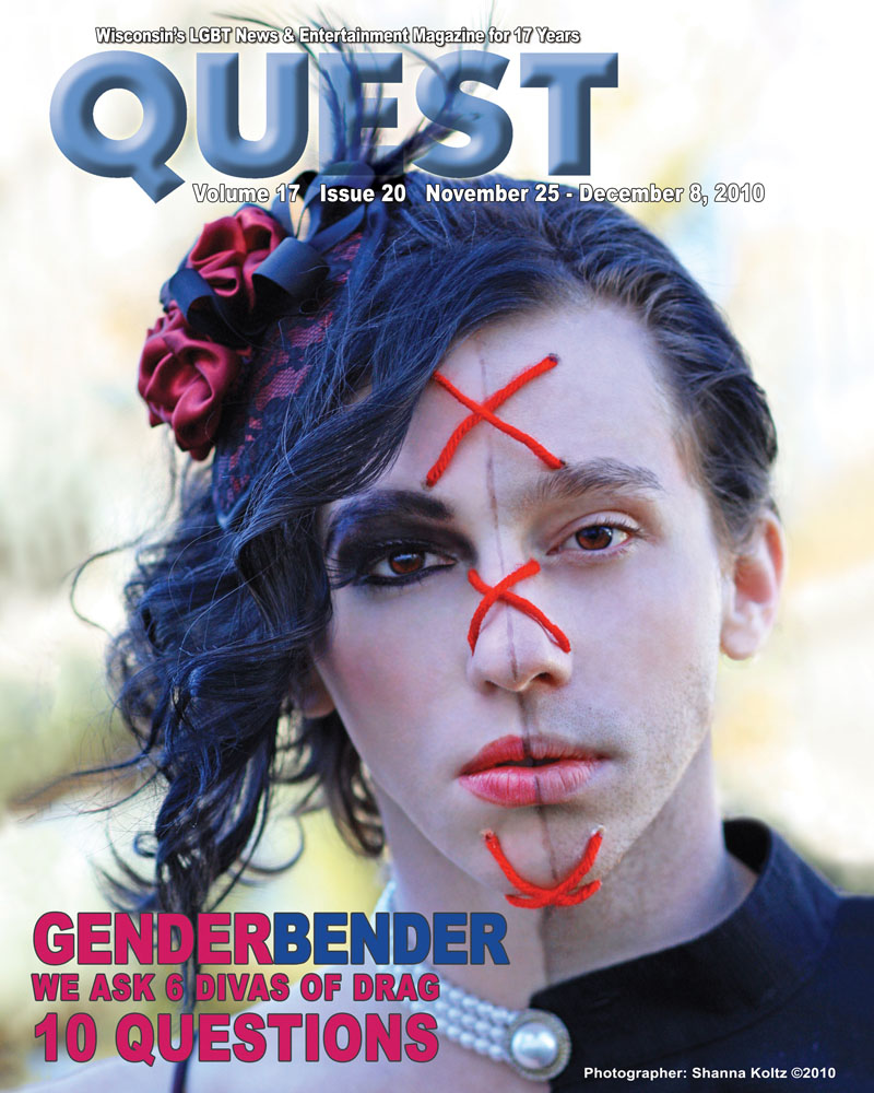 Nov 30, 2010 Shanna Koltz Quest Magazine (Cover)