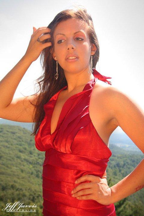 Female model photo shoot of Cassandra Garrey by Jeff Jarvis