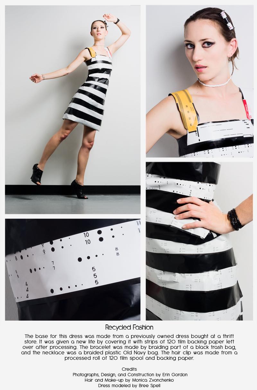 Dec 03, 2010 Recycled Fashion