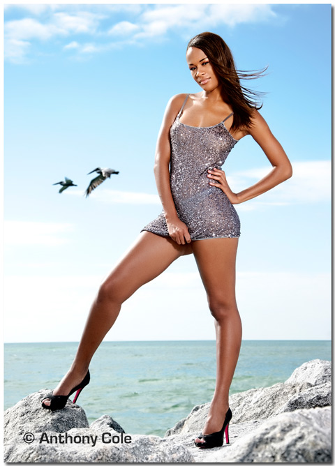 Female model photo shoot of Miss LaToya Nash by Anthony Cole in st. pete fl