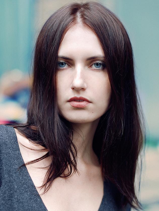 Female model photo shoot of Emma Litova in Moscow