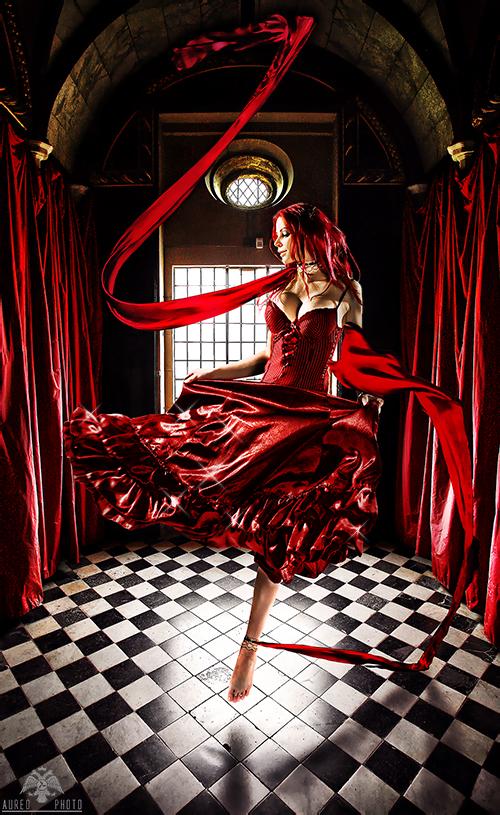 Dec 04, 2010 Aureo Photo & various parties Ribbon Dancer by Aureo Photo