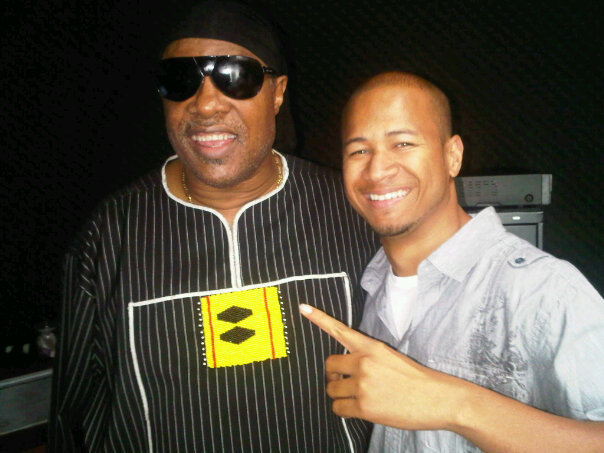 102.3 KJLH. Inglewood,CA Dec 04, 2010 My boss Stevie Wonder