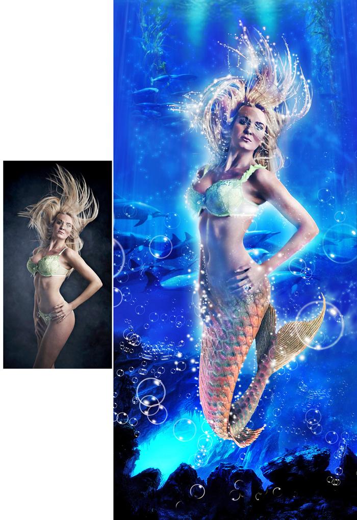 Dec 04, 2010 Mermaid 03