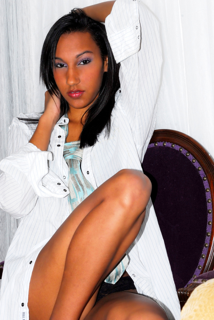Female model photo shoot of Nessie Blaze