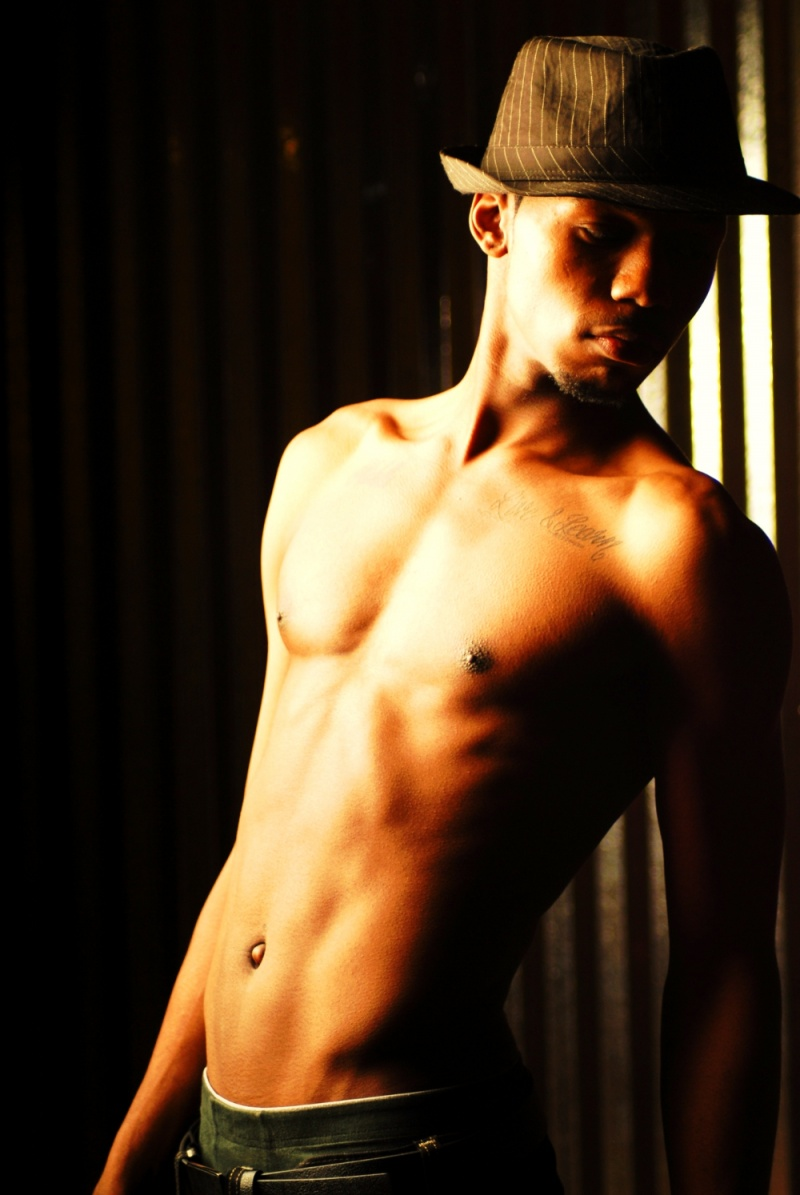 Male model photo shoot of Kevin Sanders in steven grappe photography