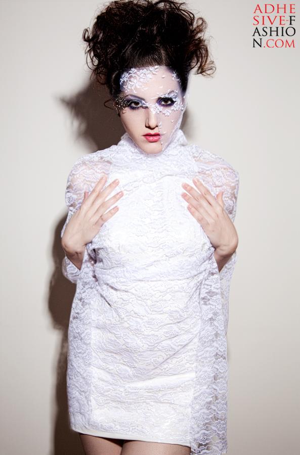 Raleigh North Carolina Dec 06, 2010 Adhesive Fashion Fashionista Mummy/Spirys Eye Jewelry
