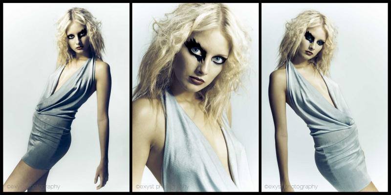 Female model photo shoot of Denielle T