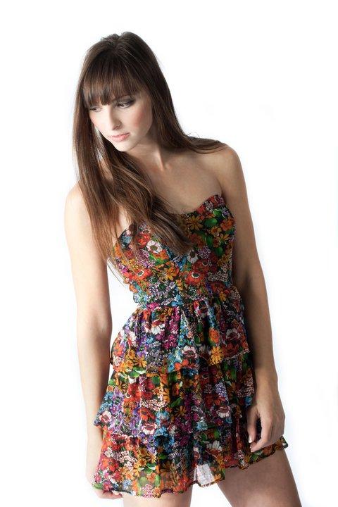 Female model photo shoot of Christiana D by HeatherRowley