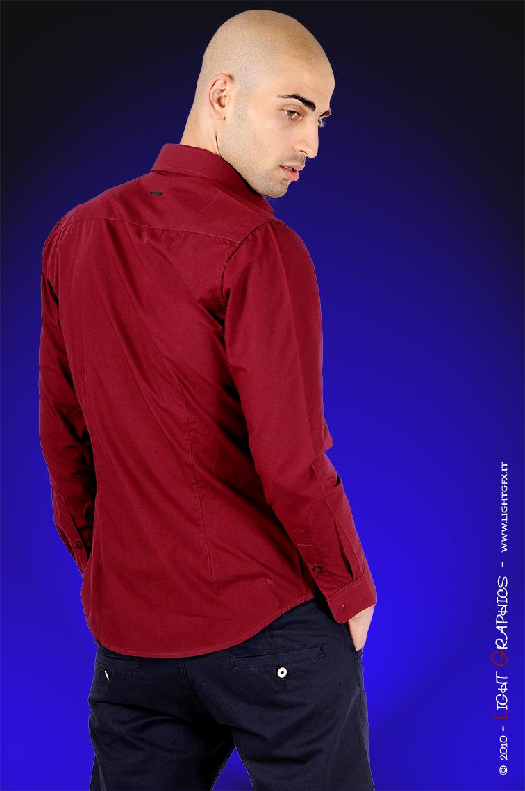Male model photo shoot of Dario Petulla