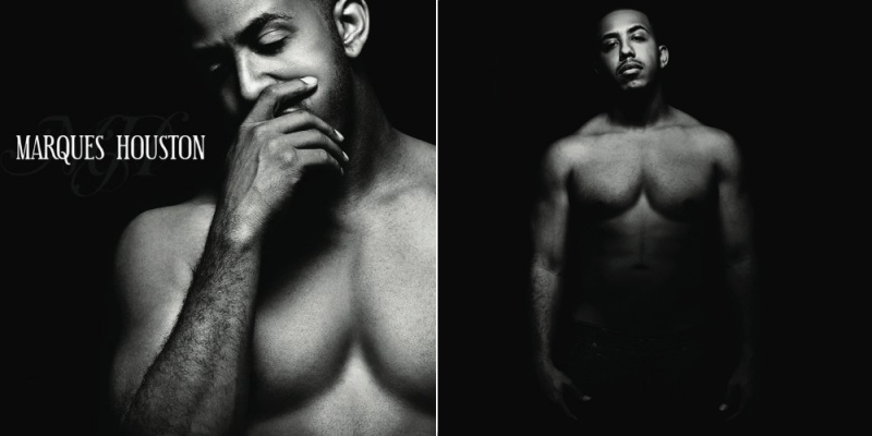 Slickforce Studio Dec 07, 2010 @Christian Arias RnB artist Marques Houston -Mattress Music Album