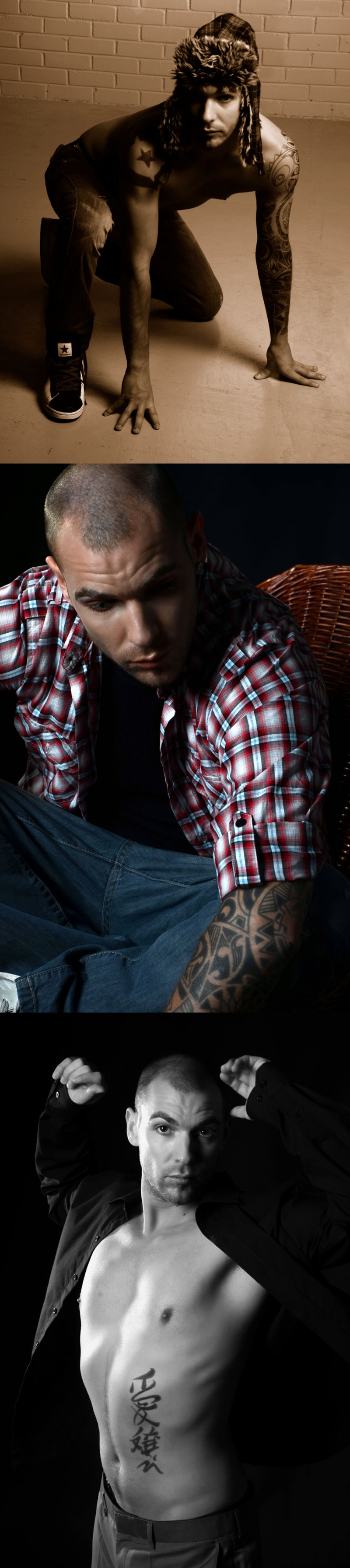 Male model photo shoot of Ryan Donovan by Nige Rorbach in edge photographic
