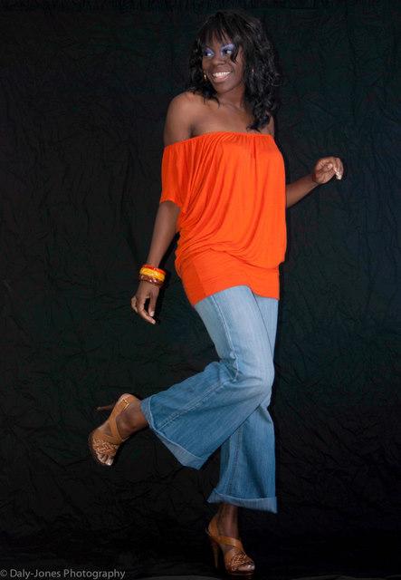 Female model photo shoot of Faith Le Supermodele in Greenville, SC