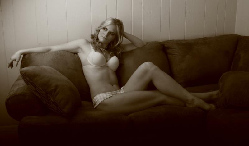 Male and Female model photo shoot of VIVD Imagination Studio and MichelleLynn89