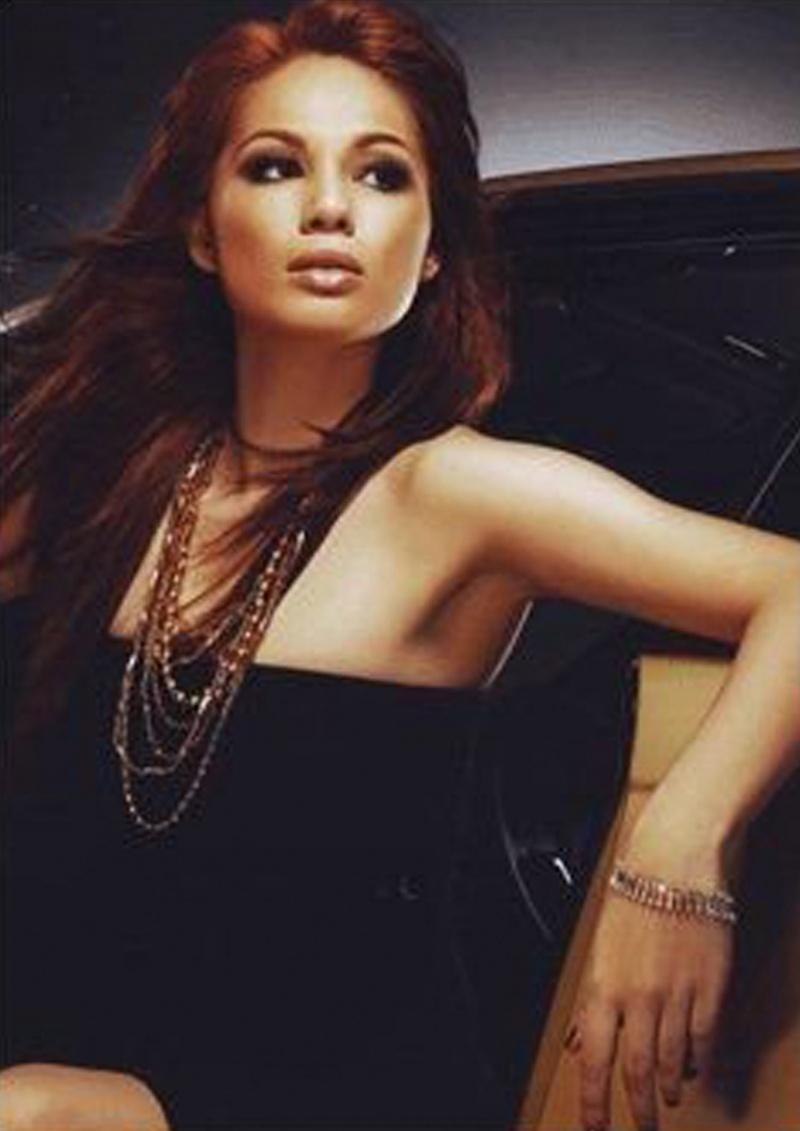 Female model photo shoot of tatiana agustini ardie
