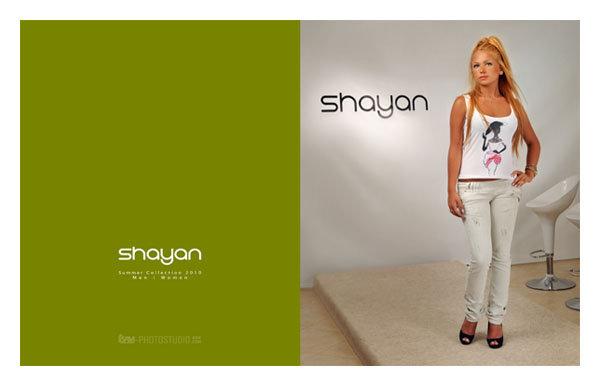 - Dec 12, 2010 SAM Photo Studio Shayan Fashion Show