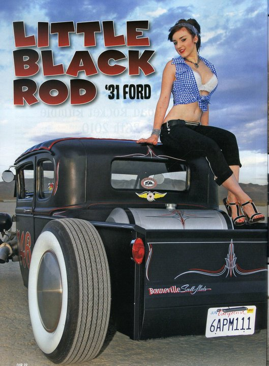 Dec 13, 2010 Ol Skool Rodz Issue #41 September 2010