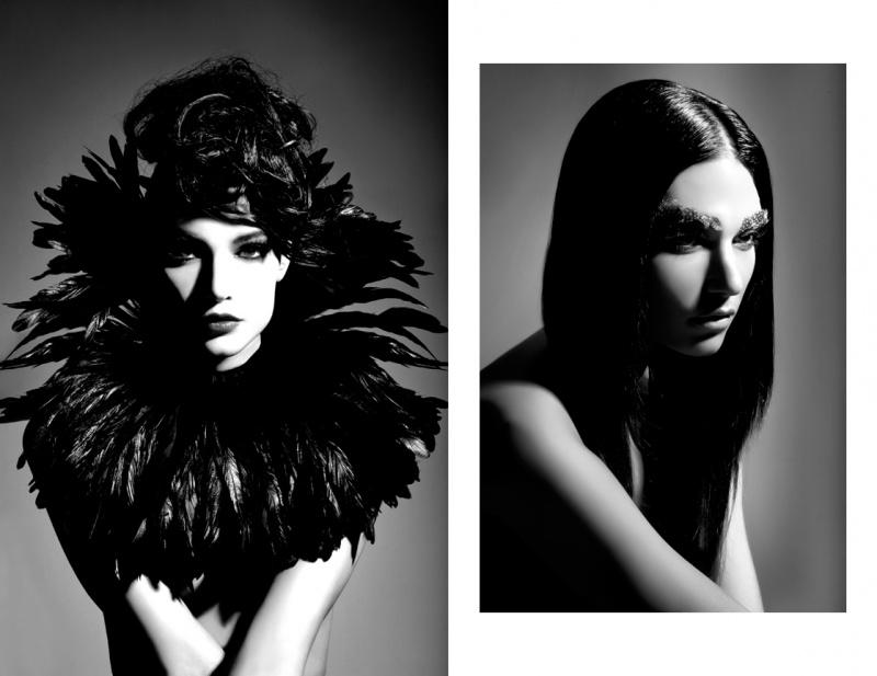 Dec 13, 2010 Lindsay Adler Faint Magazine/Styling: Lisa Smith/Hair:Samantha Landis