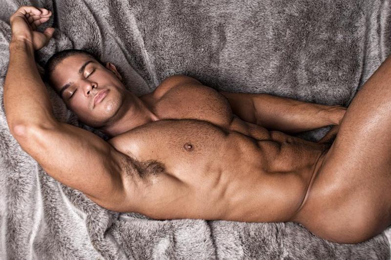 Сильные мужчины голые — photo 9