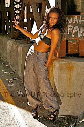 Male and Female model photo shoot of The Man U R Photography and Fatima A Kojima