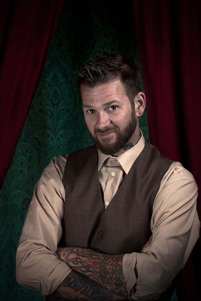 Male model photo shoot of Daniel T Jester