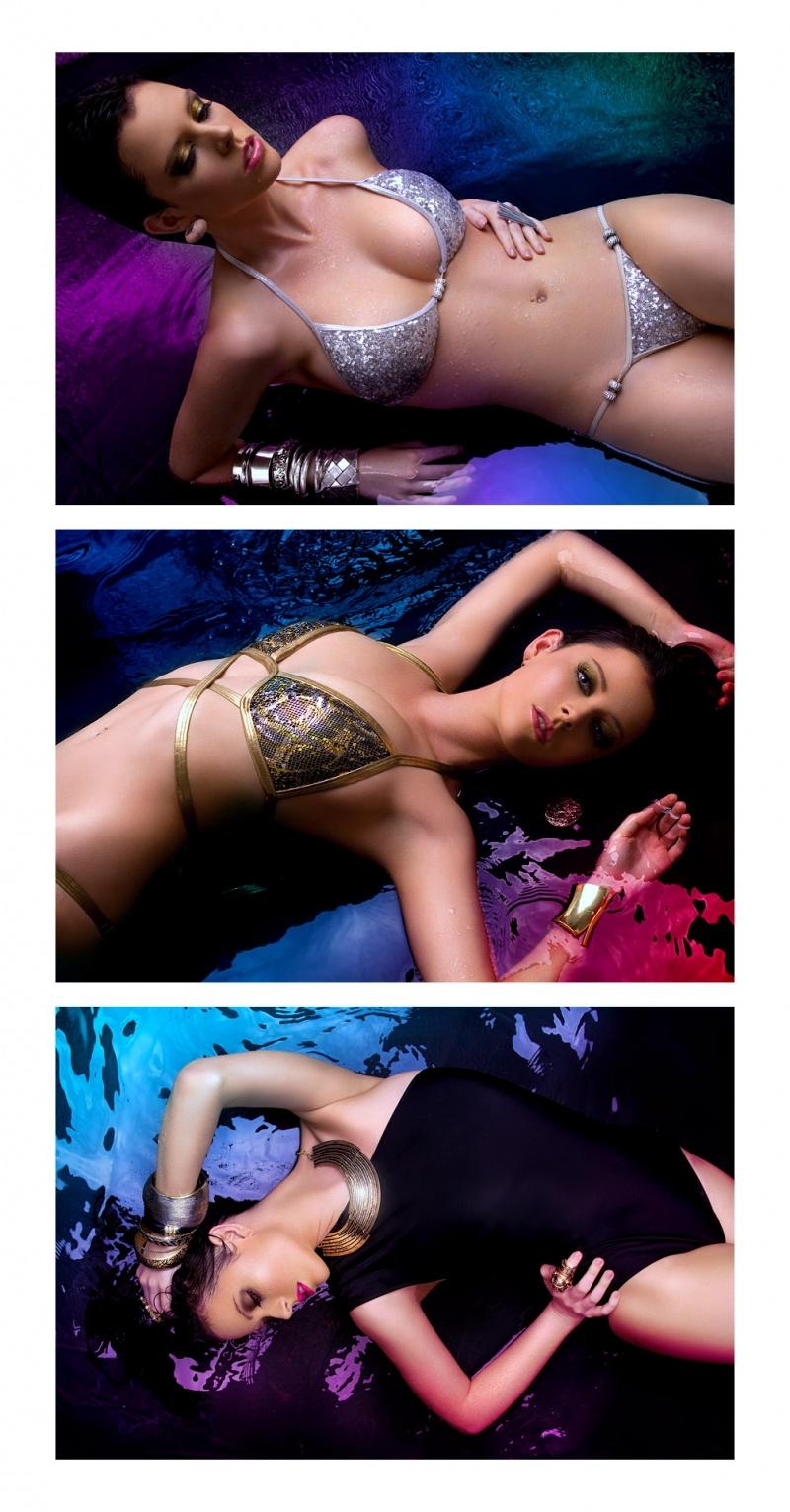 LiveImage Studios Dec 17, 2010 Nadia Masot Kelly in the swim! - Styling by Elisha Casagrande