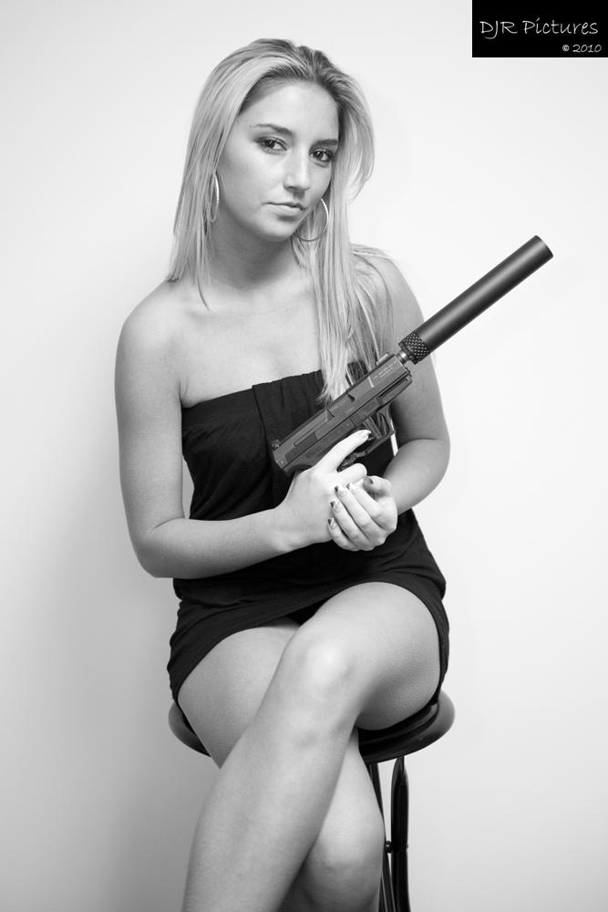 Woburn, MA Dec 17, 2010 DJR Pictures Bond Girl